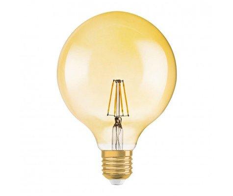 Osram Vintage 1906 LED Globe 4-35W 824 E27