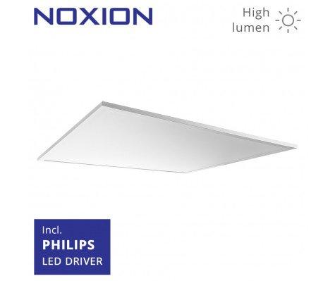 Noxion LED Paneel Pro HighLum 60x60cm 3000K 43W UGR<19 | Vervangt 4x18W