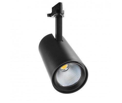 Noxion LED 3-fase Railspot 3-Phase Accento 35W 940 36D Zwart   Hoogste Kleurweergave - Vervanger voor 70W CDM