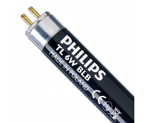Philips TL 6W BLB Zwartlight | 21cm