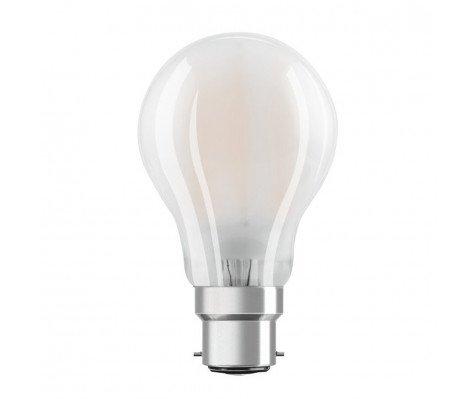 Osram LEDPCLA60 7W/827 230VGLFR B22D 10X1