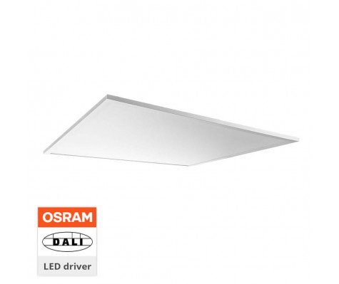 Noxion LED Panel Delta Pro 33W 6500K 60x60 UGR<19 DALI (4x18W eqv.)