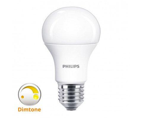 Philips LEDbulb DimTone 9-60W 927 E27 Dimbaar (MASTER)