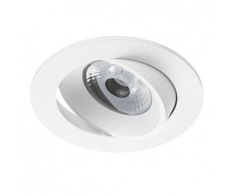Noxion LED Spot Diamond IP44 2700K Wit | Dimbaar