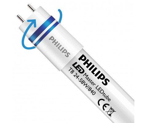 Philips LEDtube HF UO 24W 840 150cm (MASTER) | Dimbaar - Vervanger voor 58W