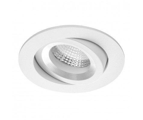 Noxion LED Spot Drome 2700K Wit 7W   Dimbaar