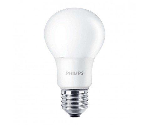 Philips CorePro LEDbulb E27 A60 7.5W 830 Matt | Replaces 60W