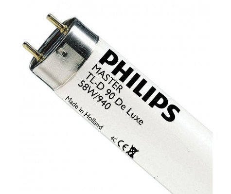 Philips TL-D 90 De Luxe 58W 940 MASTER | 150cm