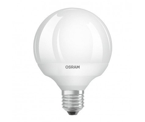 Osram Parathom Classic Globe Adv 12-75W 827 Mat E27 Dimbaar