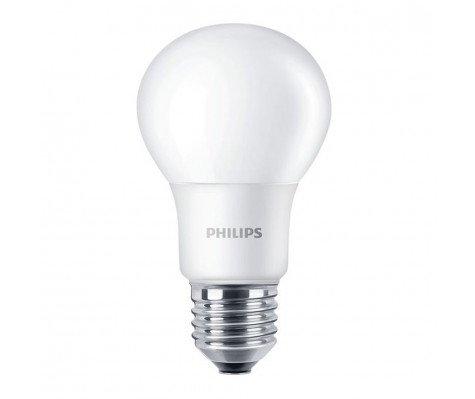 Philips CorePro LEDbulb E27 A60 5.5W 827 Mat | Dimbaar - Vervangt 40W