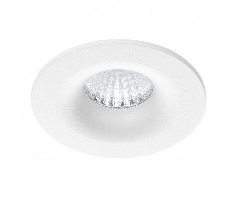 Noxion LED Spot Gimax IP44 2700K Wit 6W   Dimbaar