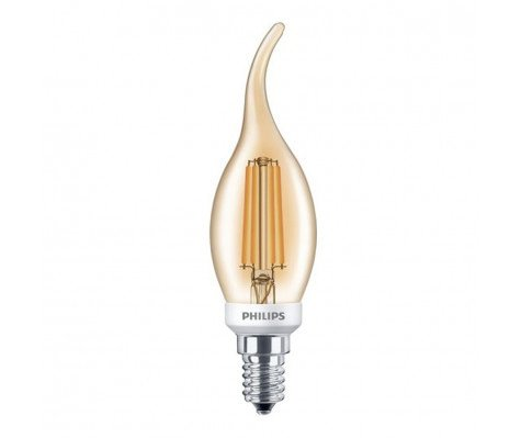 Philips Classic LEDBulb 5-35W 825 E14 Gold Dimbaar
