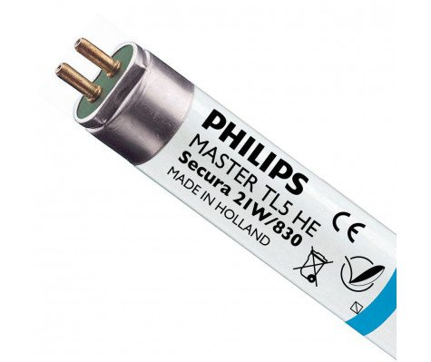 Philips MASTER TL5 HE Secura 21W 830 - 85cm
