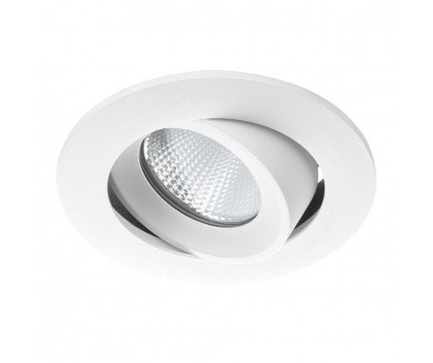 Noxion LED Spot Hydro IP65 Fireproof Wit 2700K 6W | Dimbaar