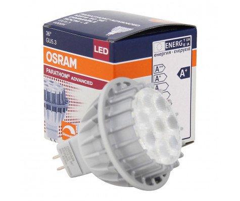 Osram Parathom MR16 Adv 8.2 - 50W 840 36D GU5.3