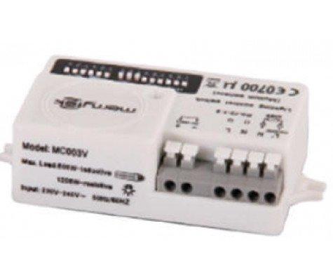 Noxion LED Highbay Microwave sensor with bracket holder (IP30) 12m