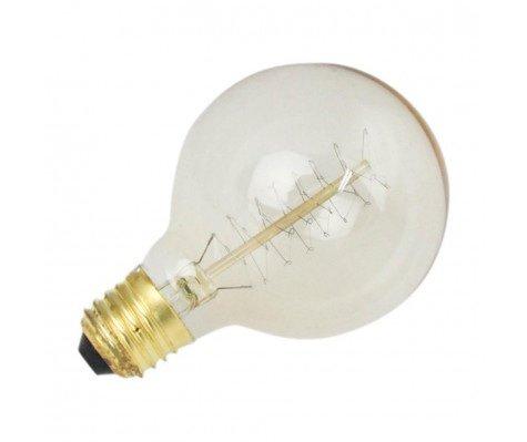 Filament Globe E27 40W 230V