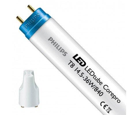 Philips CorePro LEDtube EM 14.5W 840 120cm   Cool White - incl. LED Starter - Replaces 36W