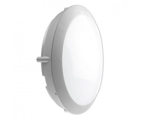 Noxion LED LED Wandlamp Pro met Sensor 3000K 13W Grijs | Vervangt 2x18W