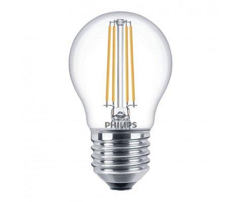 Philips Classic LEDlustre E27 P45 5W 827 Helder | Dimbaar - Vervangt 40W