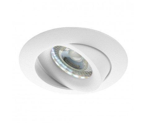 Noxion Flox MR16 Spot White (incl. Gu10 fitting) Cutout Ø70mm 40° tiltable