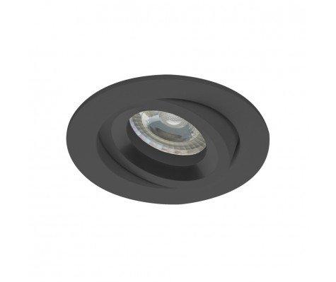 Noxion Drome MR16 Spot Black (incl. Gu10 fitting) Cutout Ø69mm 40° tiltable