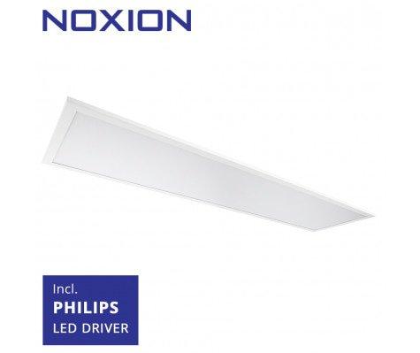 Noxion LED Paneel Standaard 30x120cm 6500K 40W UGR<22 | Vervangt 2x36W