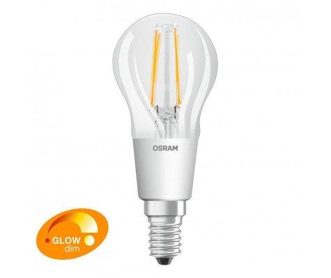 Osram Parathom Classic E14 P 4.5W 827 Filament | GlowDim Dimbaar - Vervangt 40W