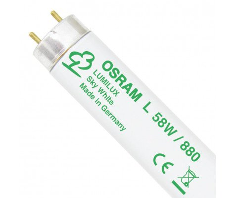 Osram L 58W 880 Lumilux   150cm SkyWit