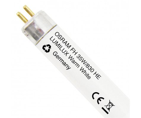 Osram Lumilux T5 HE 35W 830 Warm White