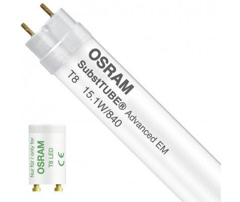 Osram SubstiTUBE Advanced UO EM 15.1W 840 120cm | Vervangt 36W