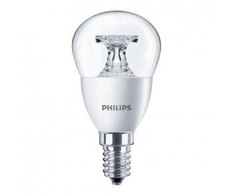 Philips CorePro LEDluster E14 P45 4W 827 Helder | Vervangt 25W