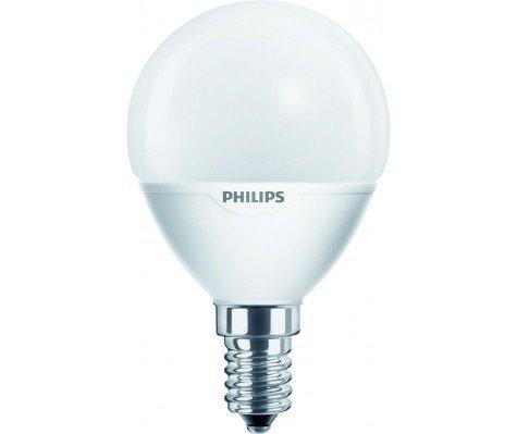 Philips Softone Lustre 7W 827 Warm White E14