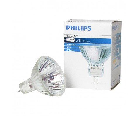 Philips Brilliantline Dichroic 20W GU4 12V MR11 30D