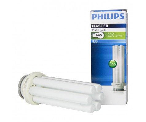 Philips PL-R Eco 14W 840 4P MASTER | 4-Pin