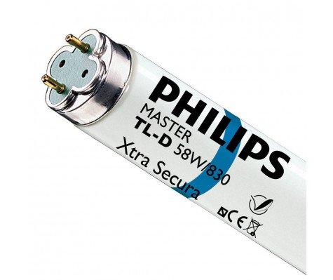Philips TL-D Xtra Secura 58W 830 - 150cm MASTER