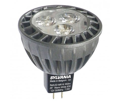 Sylvania RefLED Coolfit GU5.3 MR16 7W 840 40D | Vervangt 40W