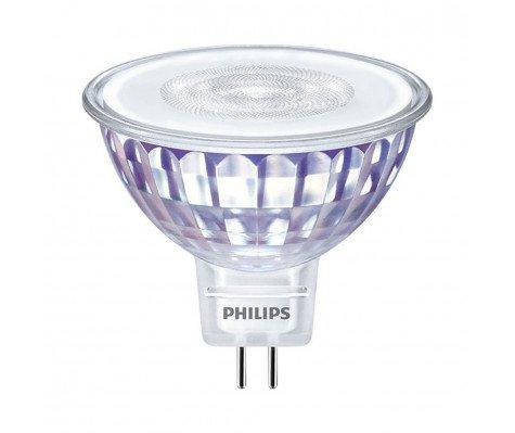 Philips LEDspot LV Value GU5.3 MR16 5.5W 830 36D MASTER   Dimbaar - Vervangt 35W