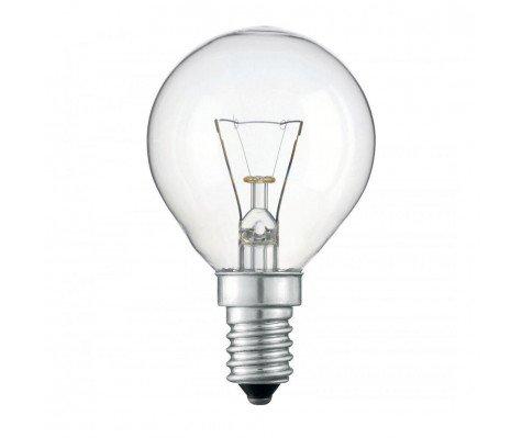 Philips Incandescent Ball 40W E14 230V P45