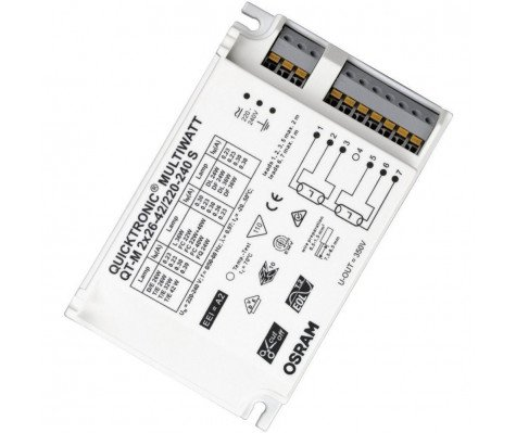 Osram QT-M 2X26-42/220-240 S