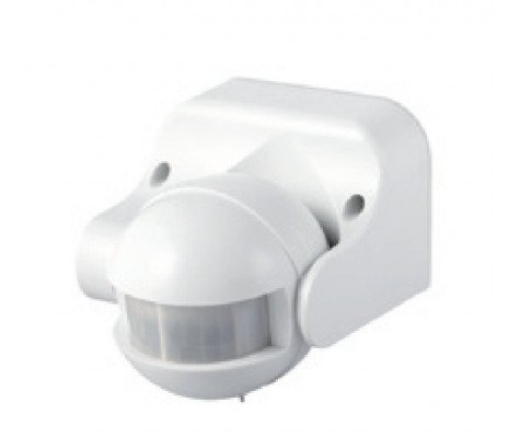 Move Surface Passive Infrared Motion Sensor IP44 180D