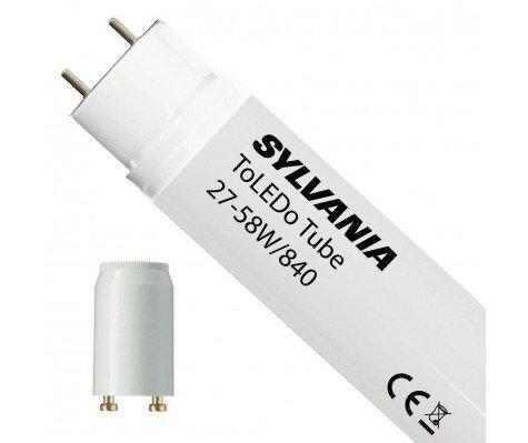Sylvania ToLEDo EM T8 V3 27W 840 150cm   Vervangt 58W