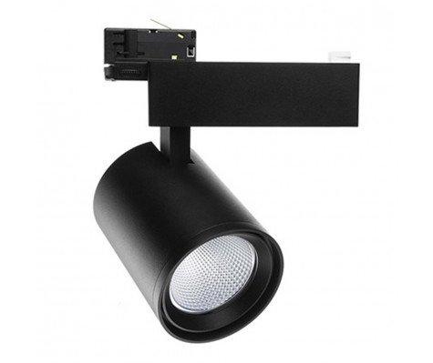 Noxion LED 3-fase Railspot 3-Phase Stella 35W 940 36D Zwart | Hoogste Kleurweergave - Vervanger voor 70W CDM
