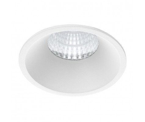 Noxion LED Spotlight Starlight COB White IP54 6W 10V 927 Cut. Ø80mm dimmable