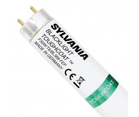 Sylvania BLACKLIGHT F30W T8 BL368 Toughcoat