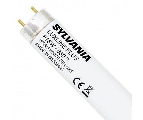 Sylvania Luxline Plus TL T8 18W 830 White