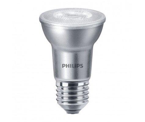 Philips Classic LEDspot E27 PAR20 6W 840 40D MASTER   Dimbaar - Vervangt 50W