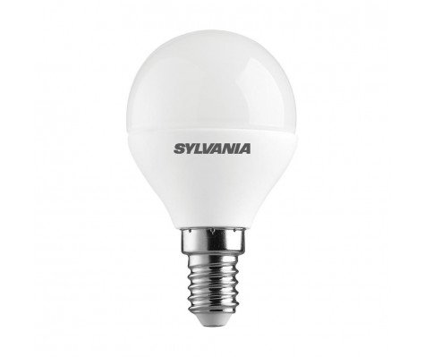 Sylvania ToLEDo Ball Dim Frosted 6.5W 470lm