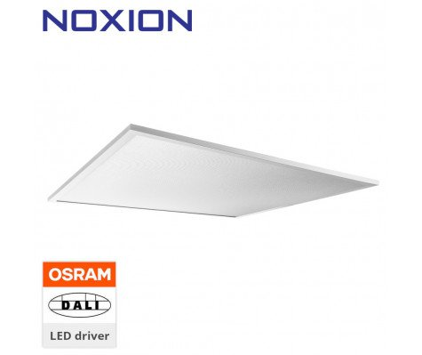 Noxion LED Paneel Pro 60x60cm 33W 3000K UGR<19 DALI | Vervangt 4x18W