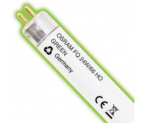 Osram Colored T5 HO 24W 66 Green